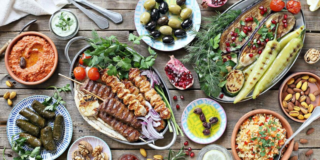 If you're starting a new diet in the new year, you might want to spice up your options with these Mediterranean recipes.