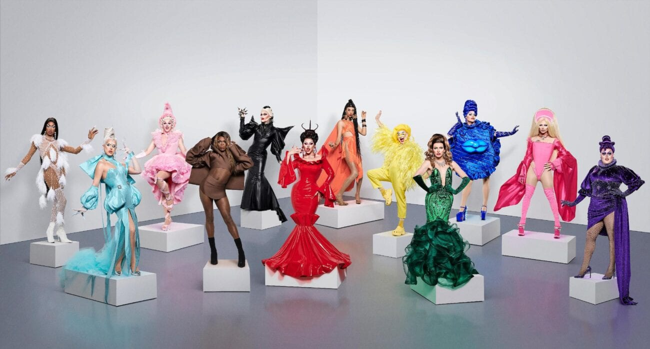 BBC Three has released the season two trailer for 'RuPaul's Drag Race UK' to pull us out of our winter doldrums. Meet the new drag queens.