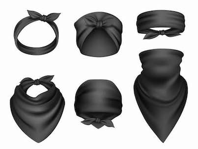 Neck gaiters are fashion accessories that can be used in many different ways. Check out these 6 great tips on how to wear a neck gaiter.