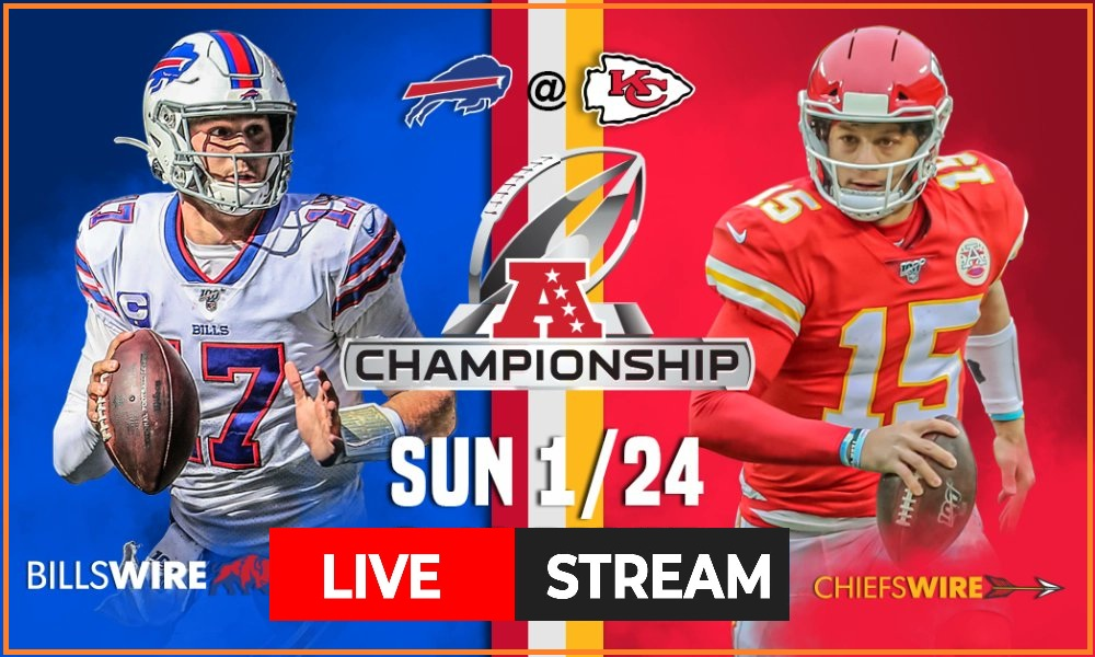 The 2021 NFL playoffs continue with the AFC Championship 2021. Check out how you can catch the Reddit live stream.