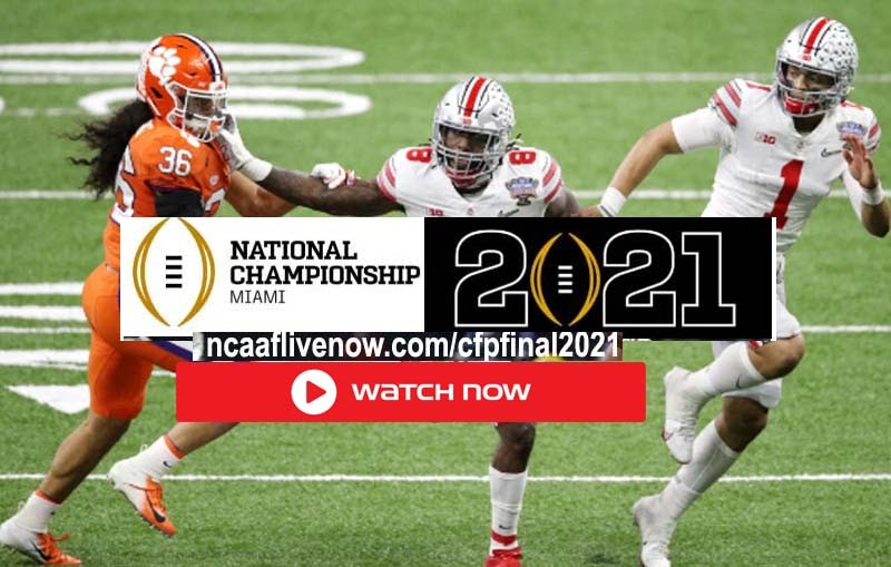 The college football National Championship of Ohio State vs. Alabama takes place on Monday night. Check out the best ways to stream this epic game.