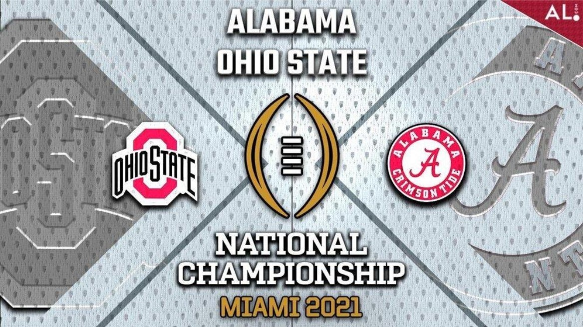 Ohio State is gearing up to face Alabama in the CFP Finals. Learn how to live stream the college football game for free.