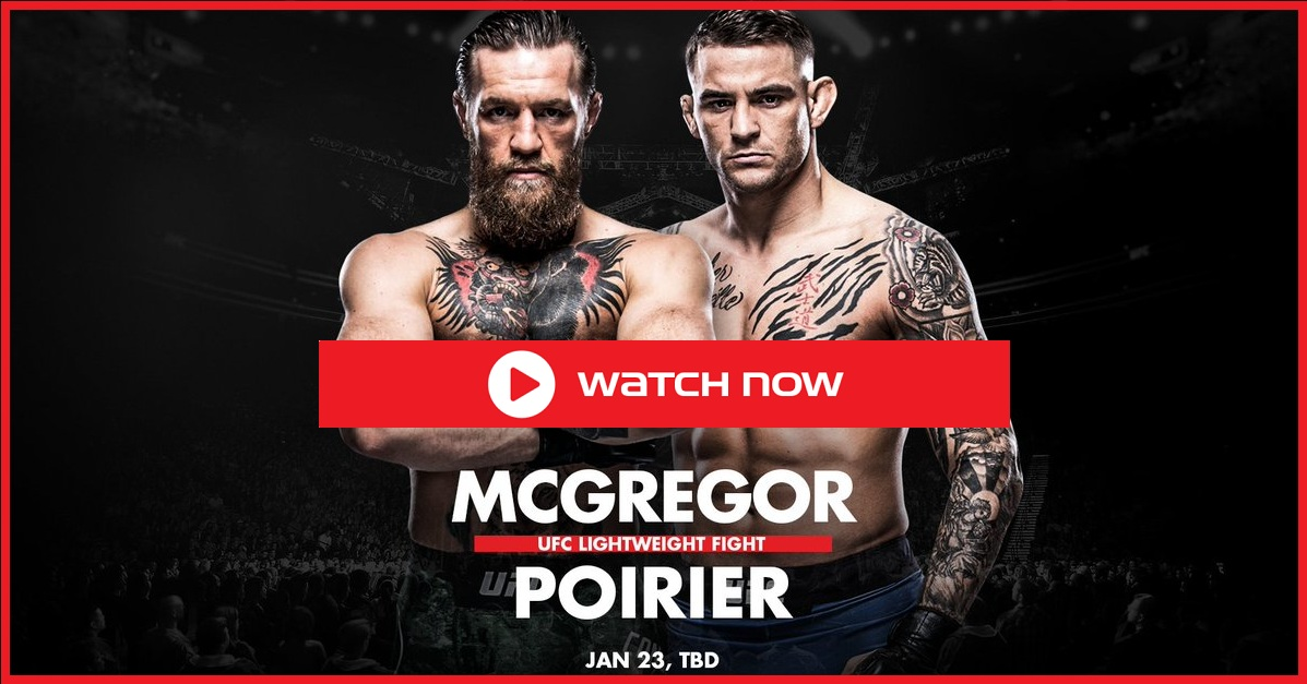 Conor McGregor is set to battle Dustin Poirier for UFC 257. Learn how to live stream the UFC match on Reddit for free.