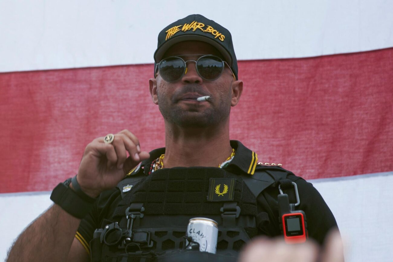 Did the FBI infiltrate the Proud Boys? See all the evidence pointing towards controversial leader Enrique Tarrio.