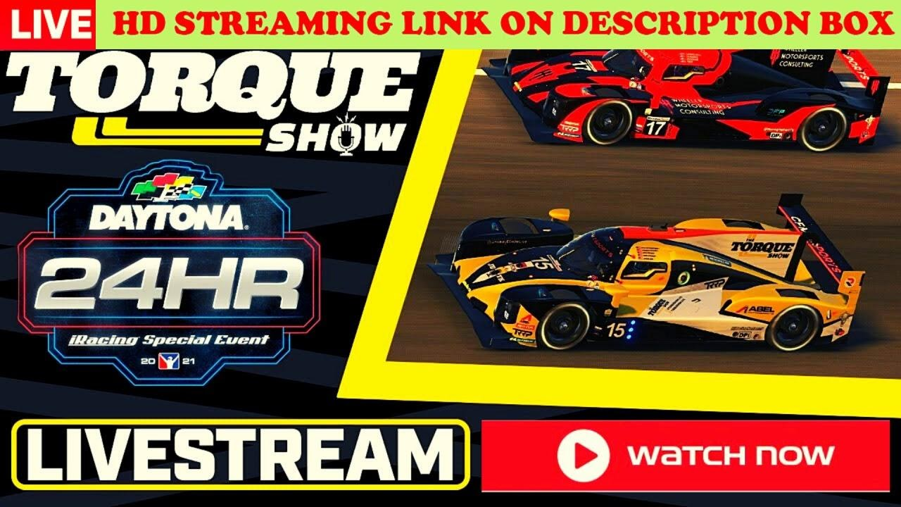 Rolex 24 hours of Daytona is a premiere event in racing. Check out the best ways to live stream this epic race without cable.