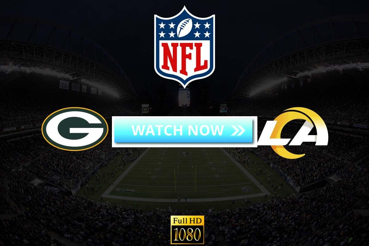 Check out the Packers vs Rams live stream today as they go for the NFL playoffs game.
