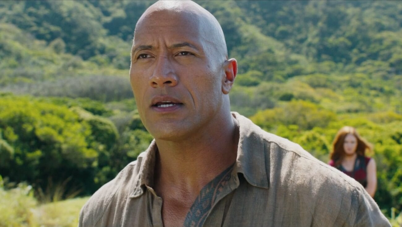 """Are we in 'Jumanji'? Because Dwayne """"The Rock"""" Johnson's net worth is out of this world! Check out why the rock is only getting richer over time."""