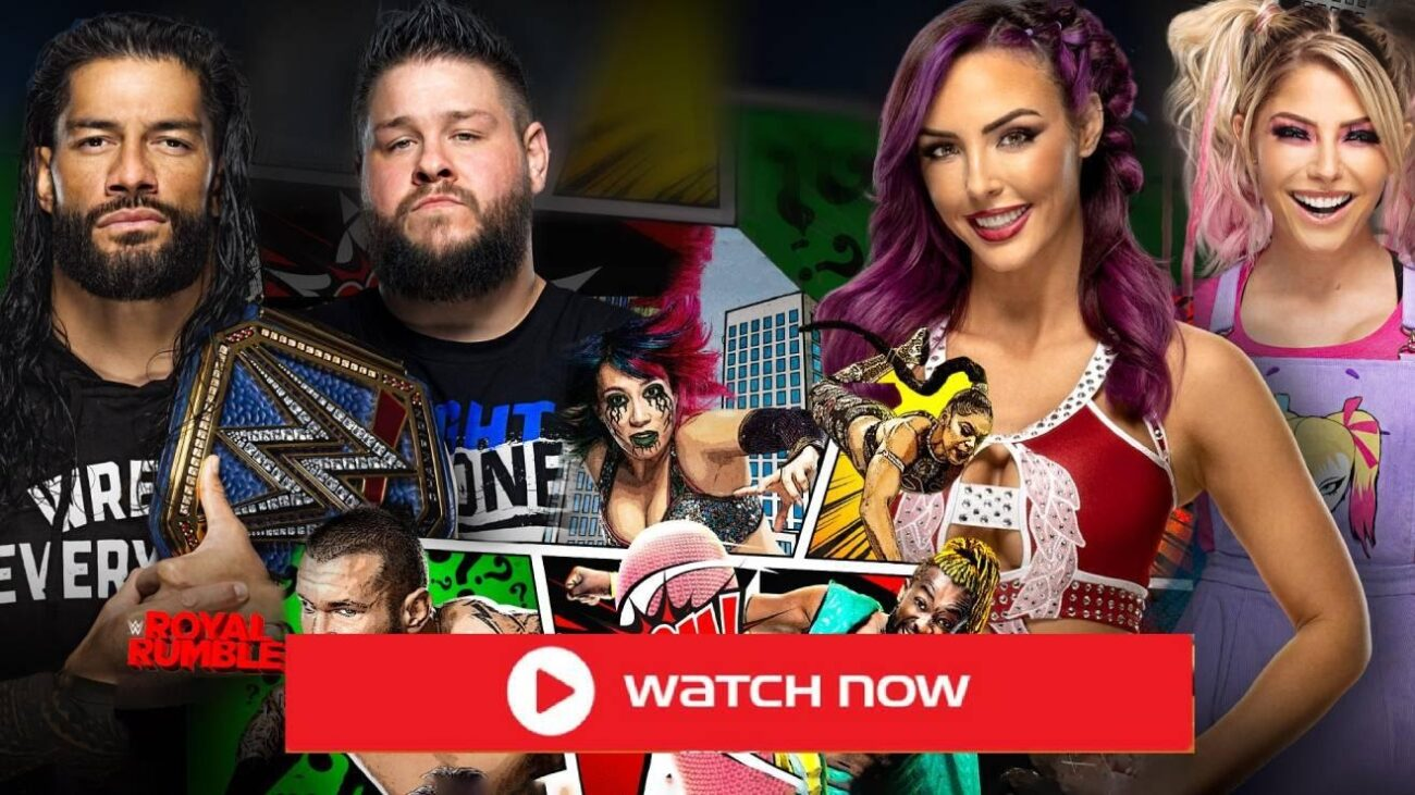WWE Royal Rumble 2021 Live Stream Free On Reddit. The 2021 Royal Rumble kickoff show begins Sunday, January 31, at 6 p.m. with the main show beginning at 7 p.m. EDT. If you're looking to watch the Royal Rumble this weekend, here's everything you need to know.