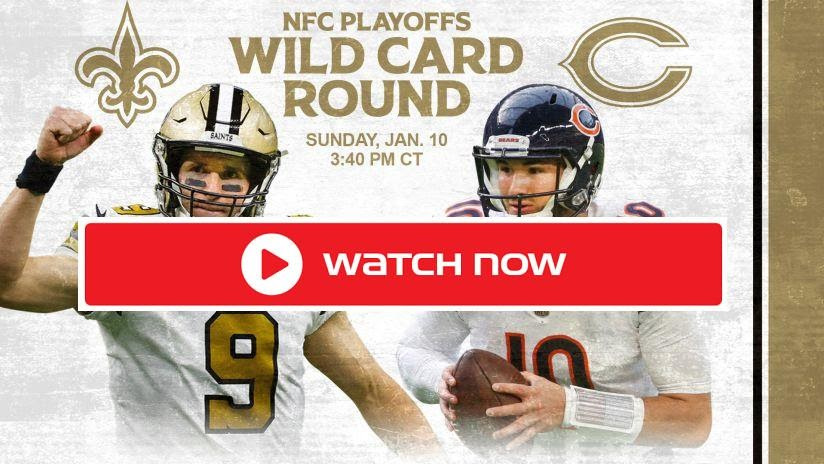 The Saints vs Bears playoff game takes place on Sunday. Check out the best way to stream this exciting NFL matchup during Wild Card weekend.