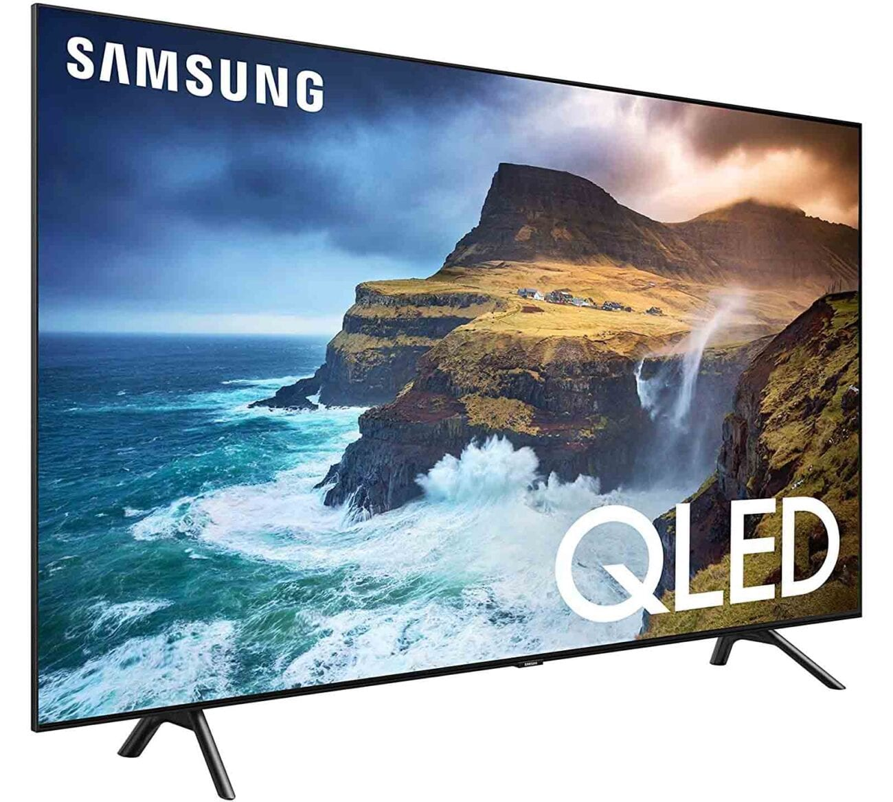 Looking to catch up on all your favorite TV shows on a new HD screen? Peruse some of Samsung's new high-tech TVs currently for sale.