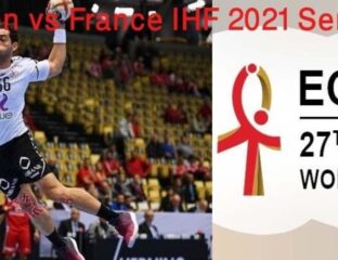 France is gearing up to take on Sweden in the World Men's Handball Semifinal. Learn how to live stream the event here.