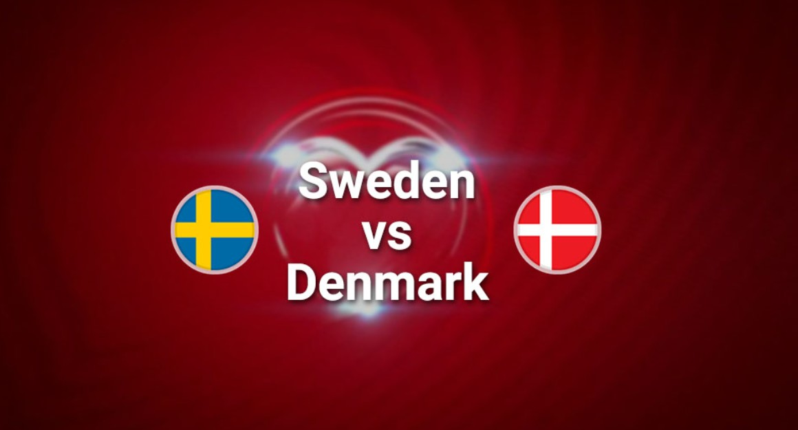 Sweden vs Denmark is poised to be a thrilling game. Find out how to live stream the event online for free.