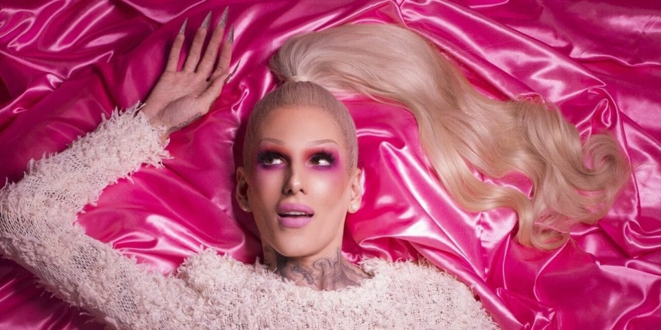 Even if you're not into beauty gurus, there's no way you haven't heard of Jeffree Star. Who's his mystery boyfriend?