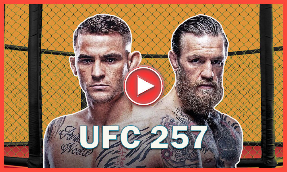 Fan of UFC? Check out these live stream sites to catch all of UFC 257.