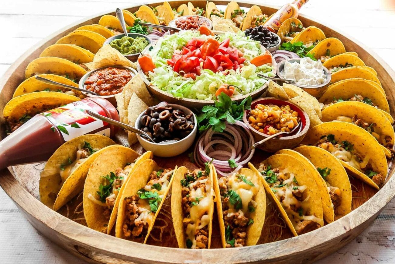 Tuesdays are our favorite day of the week because of Taco Tuesday. Try and resist temptation with these tasty taco recipes.