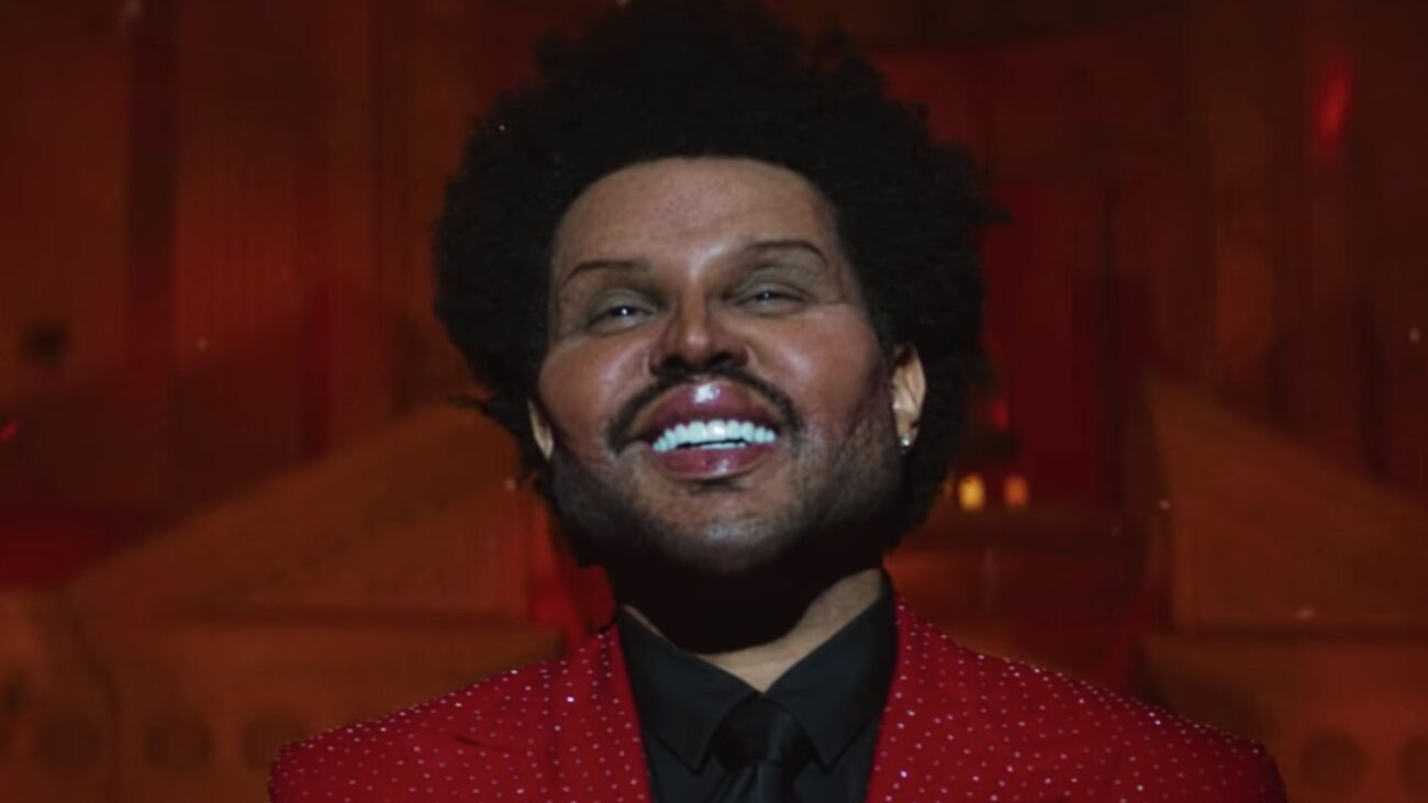 """Did the song """"Blinding Lights"""" ruin The Weeknd's face? Shade your eyes before diving into an investigation of the singer's changing face."""