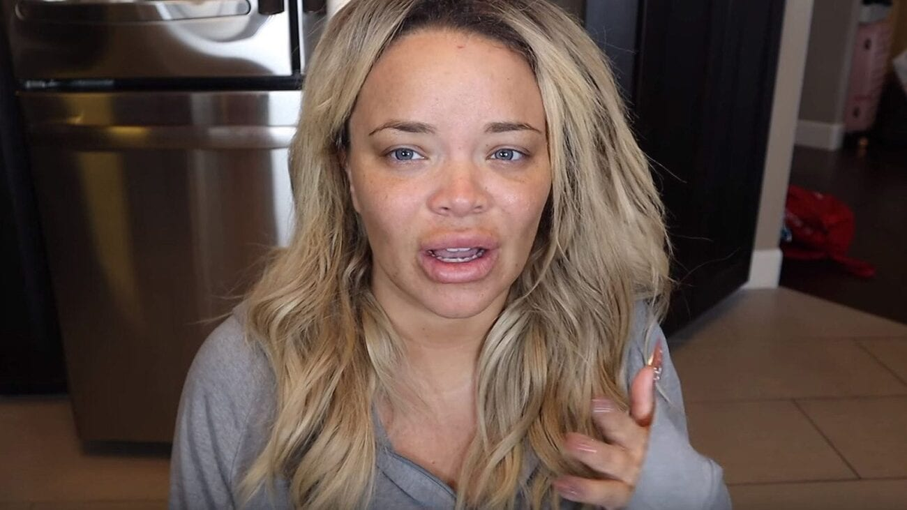 Trisha Paytas has the internet's attention once again. This time she's trending on TikTok for some Shane Dawson and Jeffree Star drama.