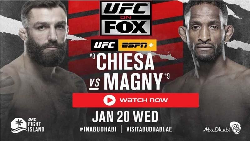 This Thursday, January 21, Michael Chiesa will face Neil Magny in the main event. Watch the UFC live stream on Reddit here.