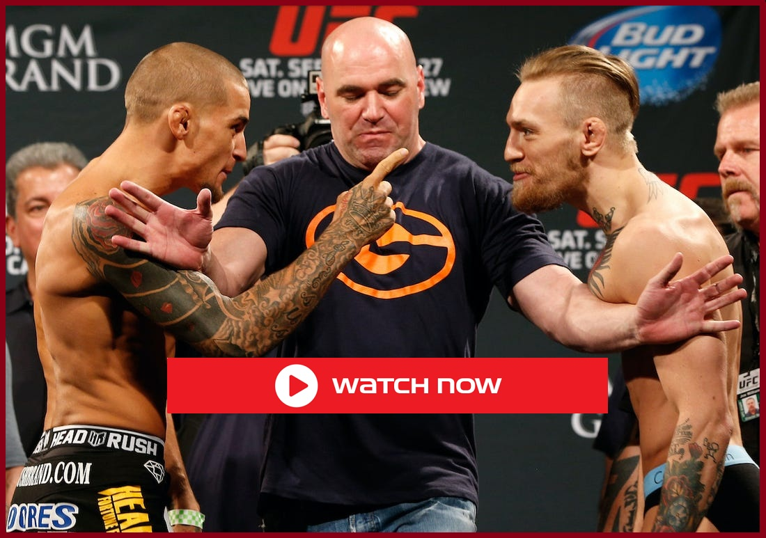 UFC live streams are hard to fine, but we have plenty of places to stream every single match. Check out our links.