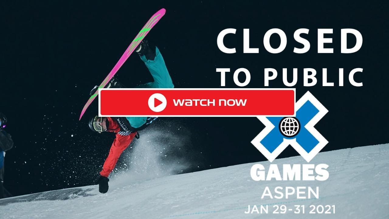 Aspen 2021 announced today that X Games Aspen 2021 will return to Buttermilk Mountain. Here's how you can watch the Winter Games now.