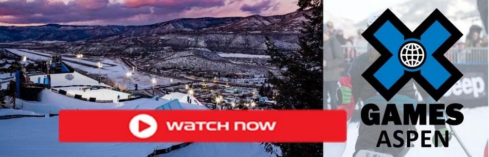 Aspen 2021 announced today that X Games Aspen 2021 will return to Buttermilk Mountain. Watch the live stream online now.