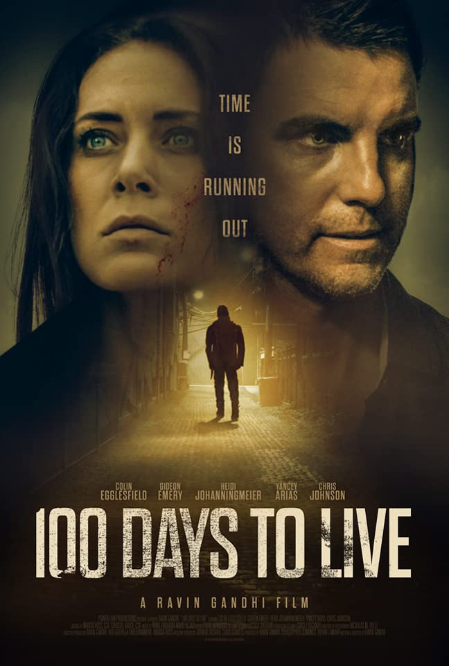 '100 Days to Live' is the debut film by indie director Ravin Gandhi, and it's a masterclass in psychological thrillers. Here's why you need to watch.