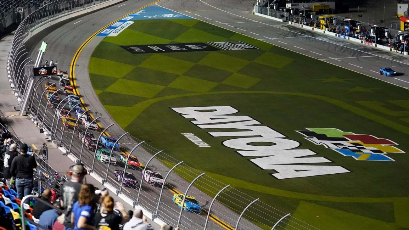 The Daytona 500 takes place on Valentine's Day this year. Start your engines, check out the lineup, and get ready for a romantic race this Sunday!