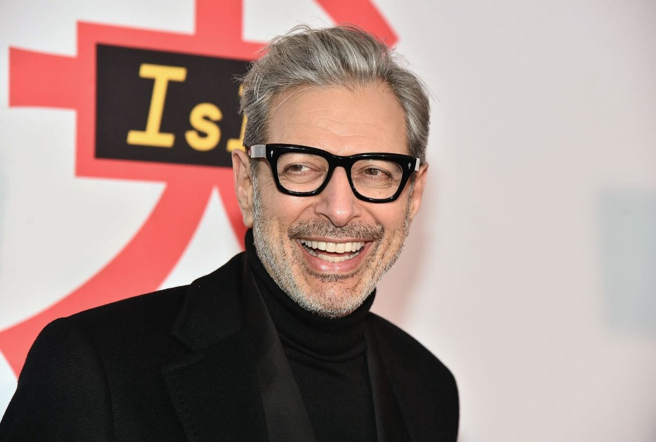 Excited to watch Jeff Goldblum reunite with his old 'Jurassic Park' co-stars in 'Jurassic World: Dominion'? Learn how he drove everyone nuts on set!