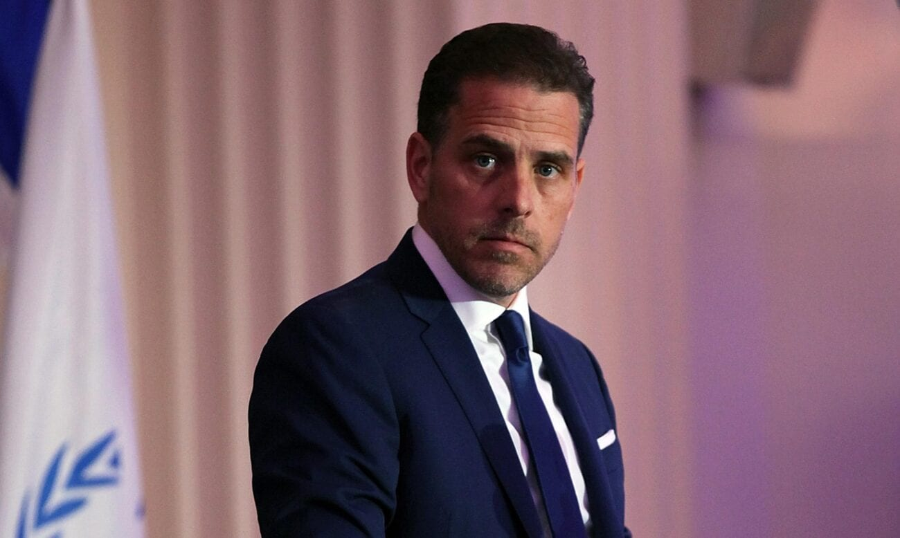 A troubled past can sometimes breed a great artist. Forget about Ukraine and get to know Hunter Biden as a painter. He has a show coming up!