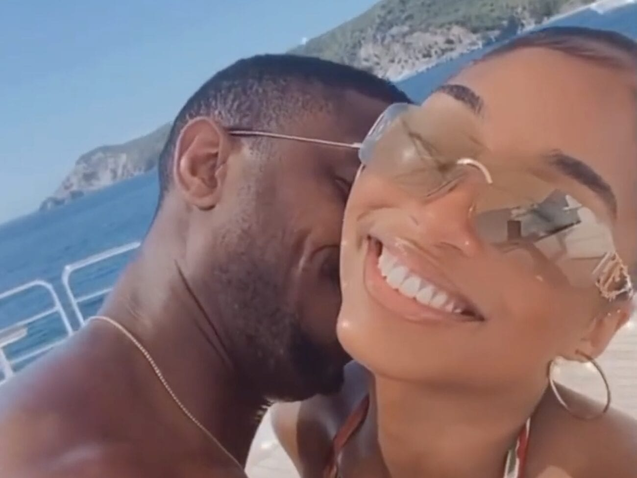 Happy belated birthday to Michel B. Jordan. From these hot pics, we know he's having a great Valentine's Day with his girlfriend. Check them out!