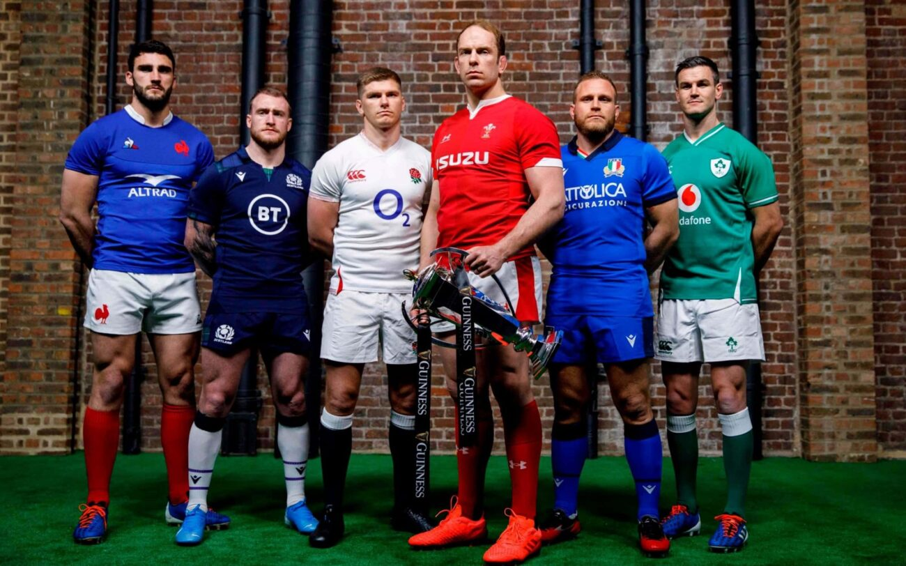 Six nations, one sport, and a whole lot of trophies! Find out what exactly goes on during the Six Nations Championship and how you can stream it!