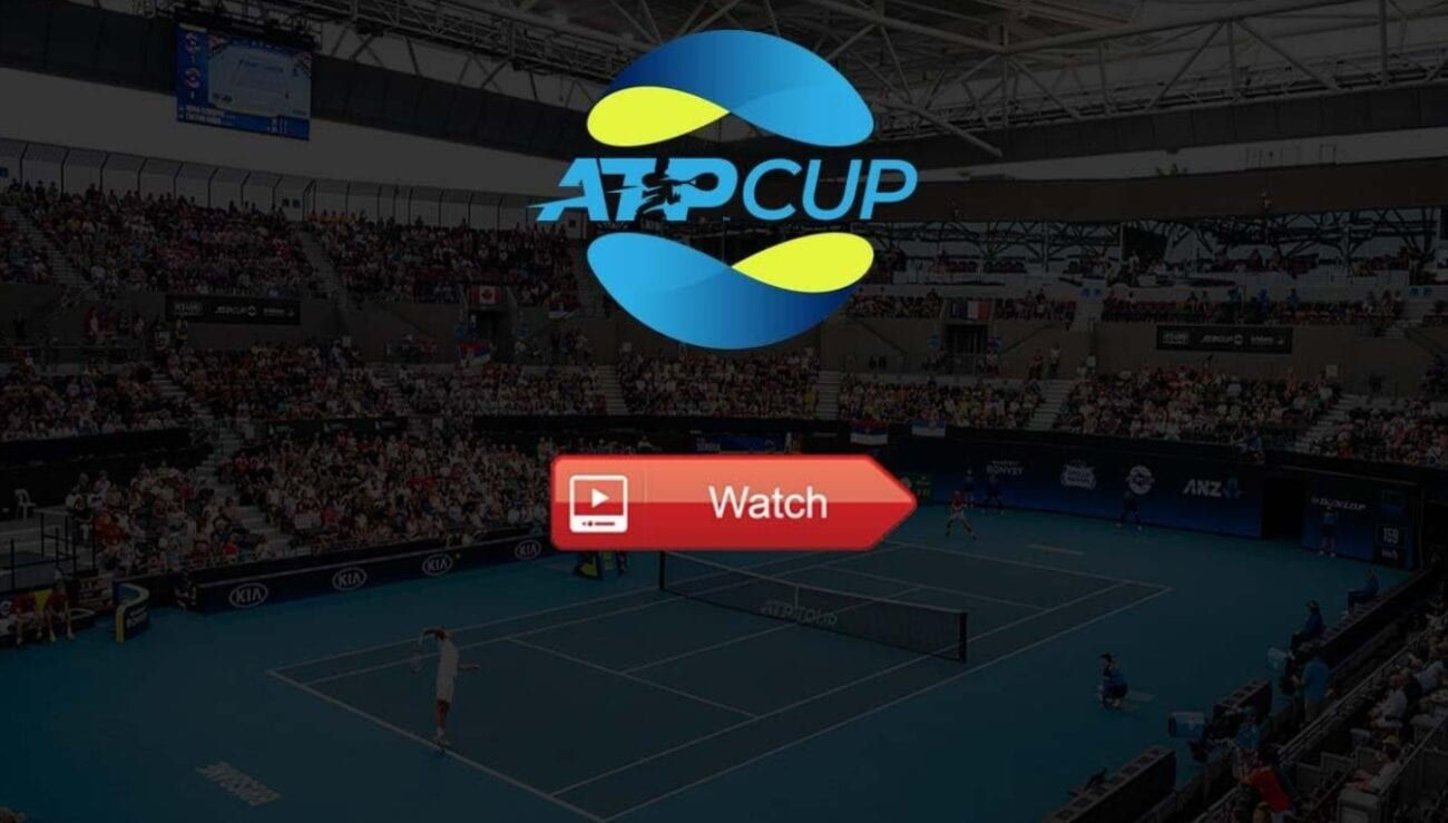 It's time for the ATP Cup 2021. Find out how to live stream the tennis championship match online for free.