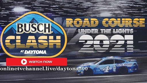 The Busch Clash is kicking off the Daytona 500 tomorrow night. Take a look at the best ways to stream this exciting racing event.