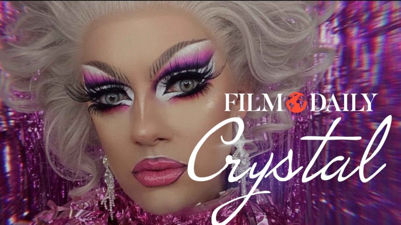 'Drag Race UK''s Crystal is sharing stories from LGBTQ icons on her podcast, 'The Things That Made Me Queer'. Watch our interview now.