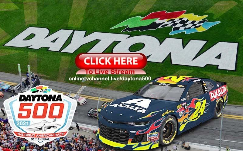 You can watch Daytona 500 2021 live stream online. Here's our NASCAR live stream guide with all the details you need.