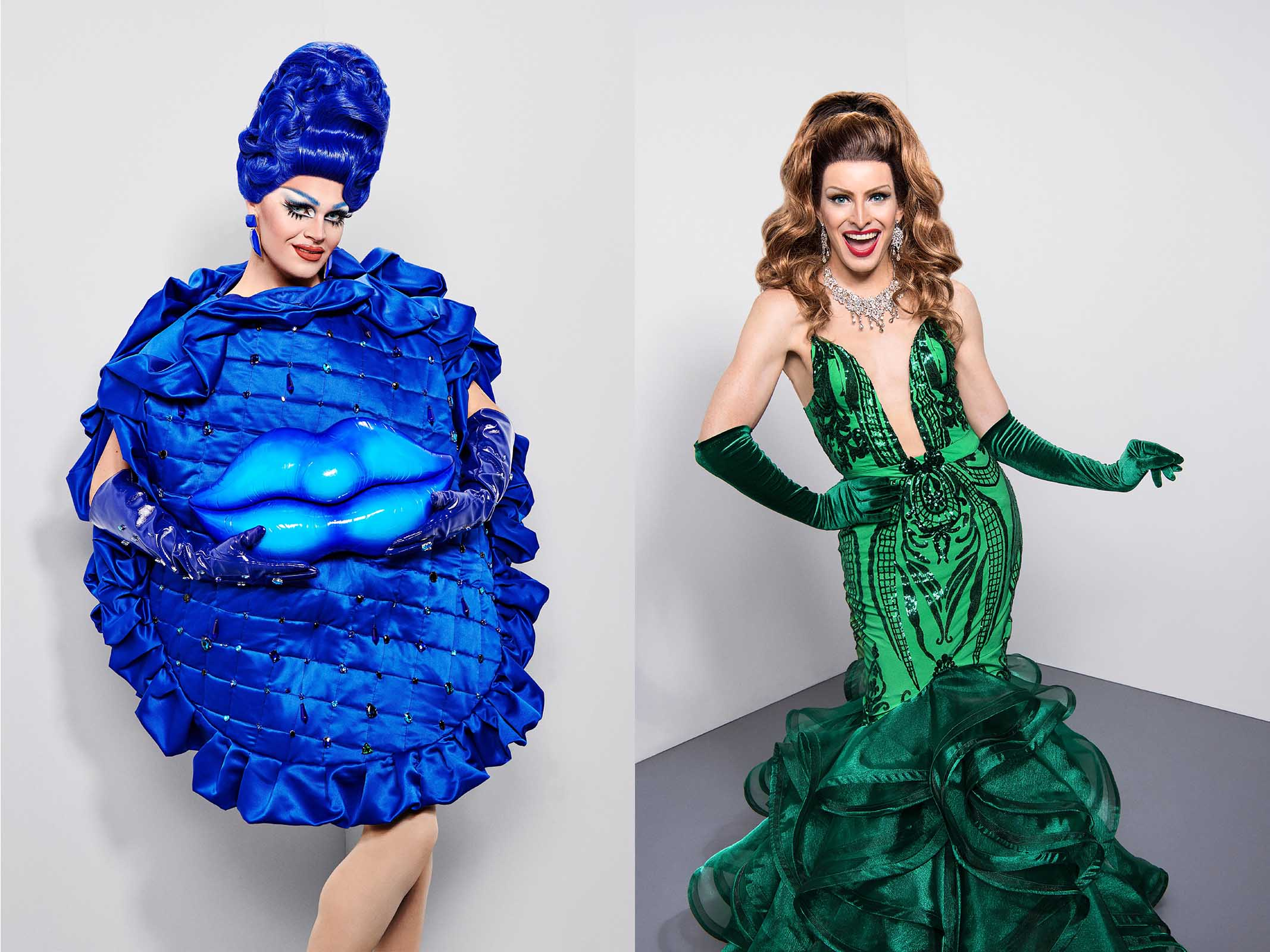 With so many queens already gone, the drama on 'Drag Race UK' is only getting hotter. Here's the rivalries we think are worth watching.