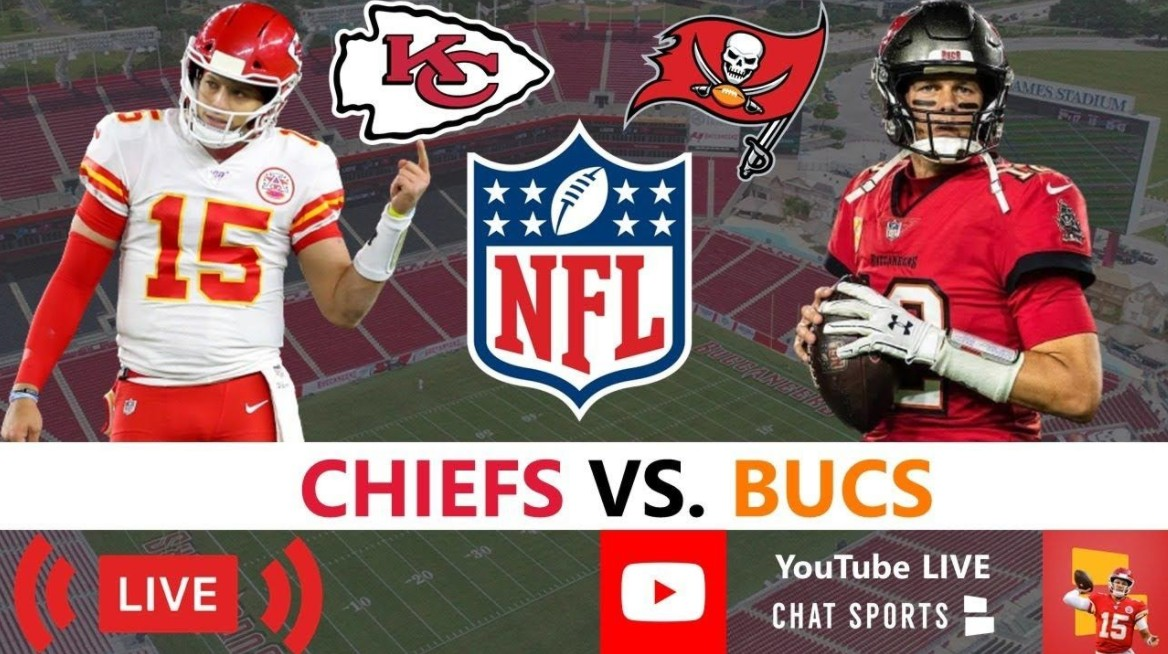 The Bucs are gearing up to face the Chiefs in Super Bowl LV. Find out how to live stream the NFL championship here.