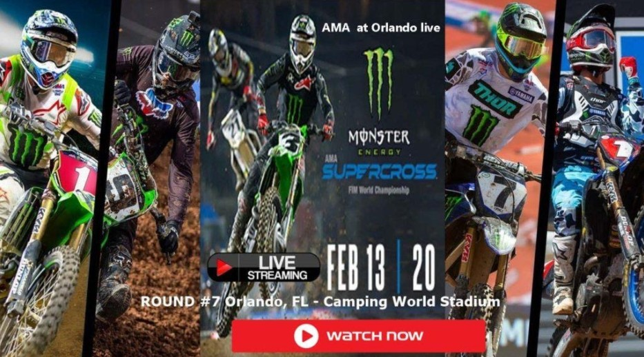 Ama Supercross is here. Find out how to live stream the supercross event for free on Reddit.