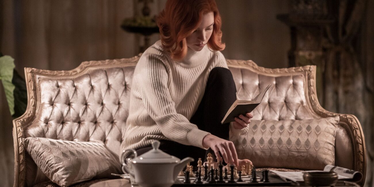 We're still not over the hype from Netflix's 'The Queen's Gambit'. Will a win at the Golden Globes guarantee season 2 of 'The Queen's Gambit'?