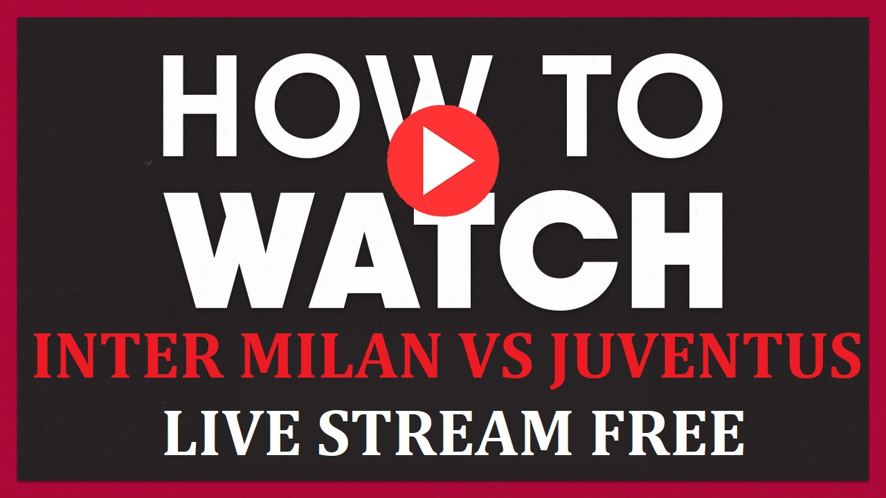 Juventus is ready to take on Milan in the semifinals. Find out how to live stream the sporting event online for free.