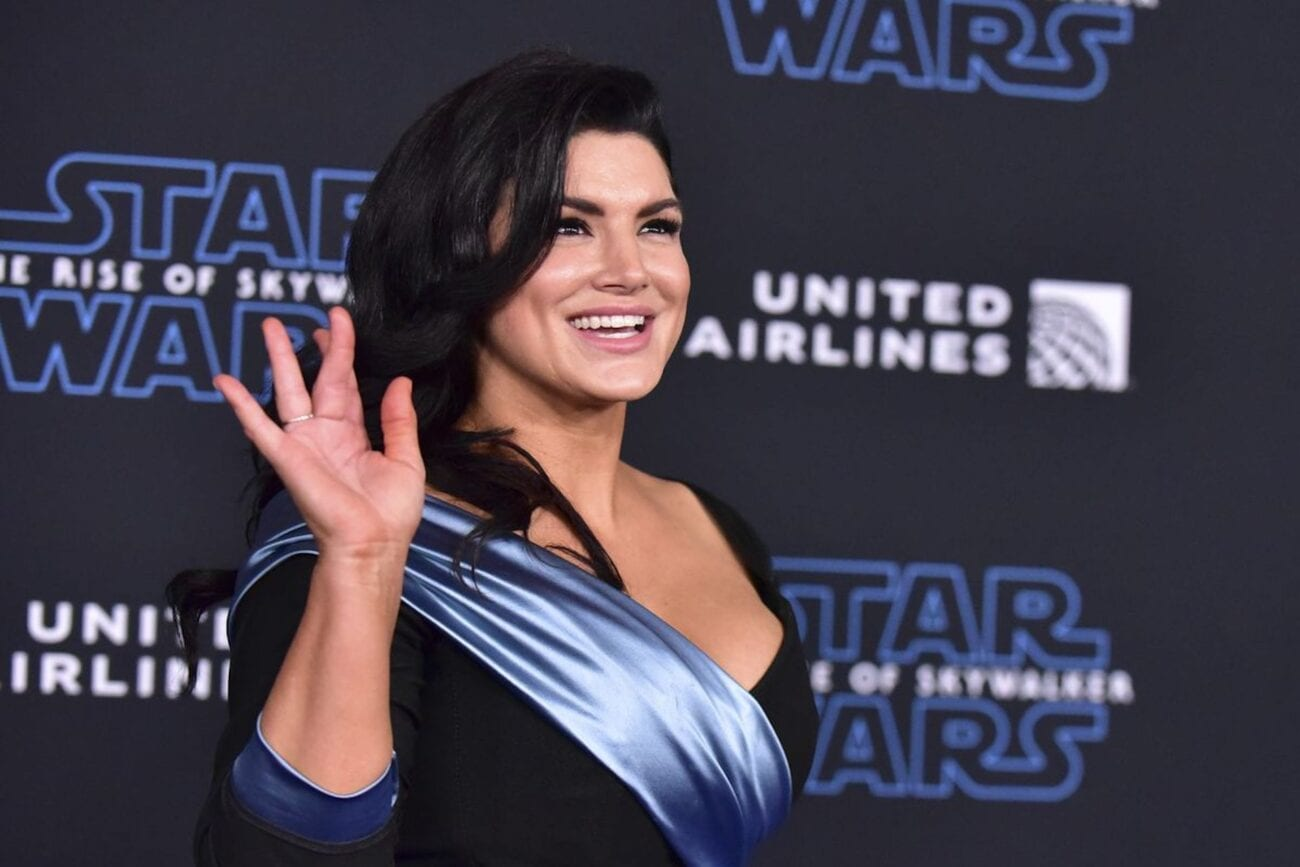 Gina Carano has a long history of tweets before getting fired from 'The Mandalorian.' Here is a sample of her most controversial tweets.