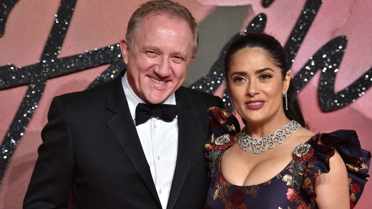 Did Salma Hayek marry her billionaire husband for his money? Check your misconceptions at the door to dive into their 15 year relationship.