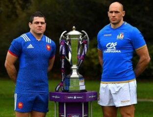 Italy v. France is taking place in the Six Nations Rugby competition. Take a look at the best ways to live stream this international matchup.