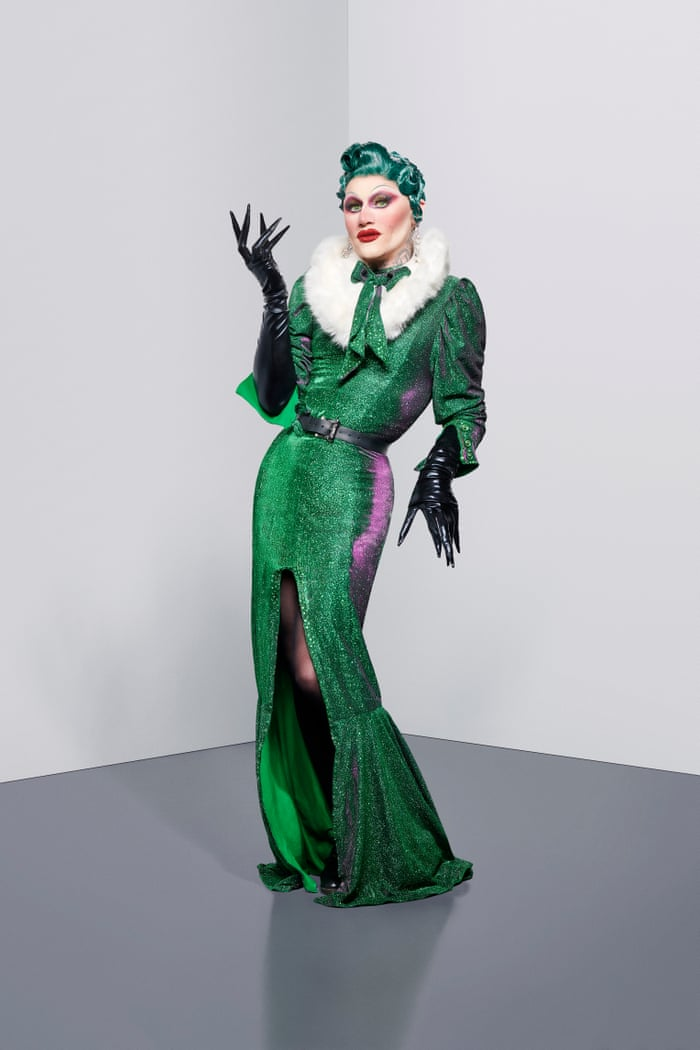 COVID-19 has left a nasty scar in the werkroom, and this week's eliminated queen from 'Drag Race UK' isn't helping. Get all the tea from her here.
