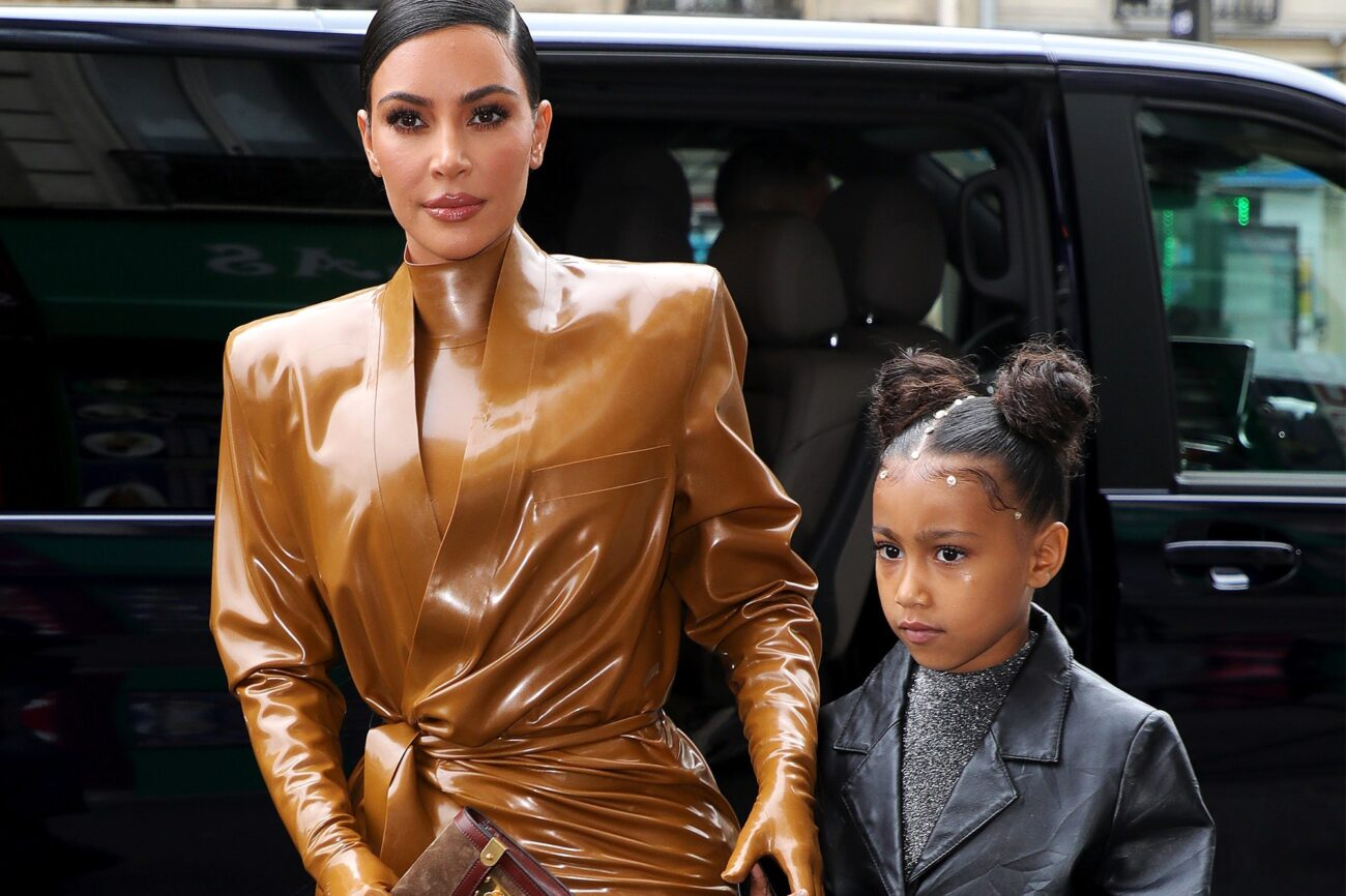 Every parent has a moment when they show off their child's accomplishments on social media. Did North West paint that on Kim Kardashian's Instagram?