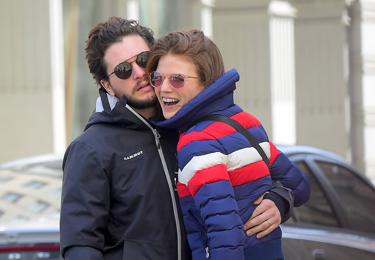 We're elated to share that Kit Harington & Rose Leslie just had a baby boy! Check out these cute photos and delve into their relationship history with us.