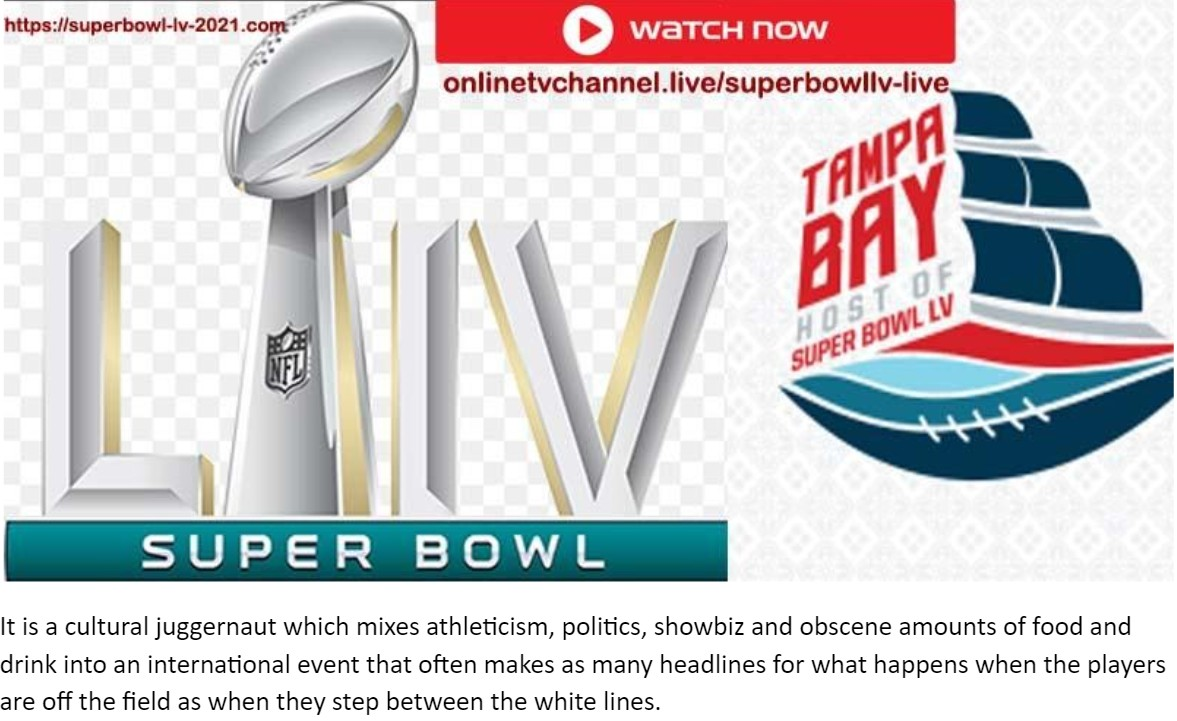 Super Bowl LV is here. Discover how to live stream the Chiefs vs Buccaneers game online for free.
