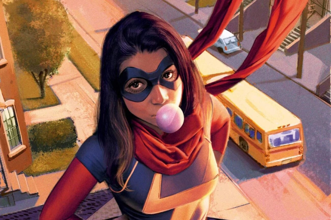 Marvel & Disney's 'Ms Marvel' explores the life of a new teenage superhero Ms. Marvel. Learn more about the upcoming show here.