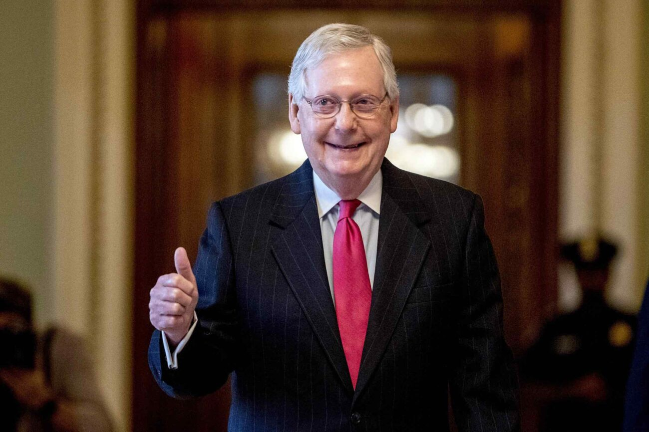 Breaking news...no one likes Senate minority leader Mitch McConnell and Twitter is no exception. See why the social media site is roasting him now.
