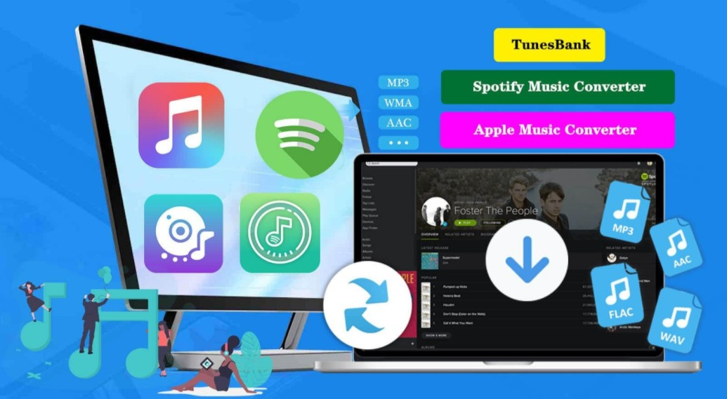 How to convert Apple Music and Spotify Music to MP3 for offline listening on any devices? Here is a review of TunesBank Apple Music Converter and Spotify Music Converter, check out our review of the app and determine if it's the best streaming music converter for you.
